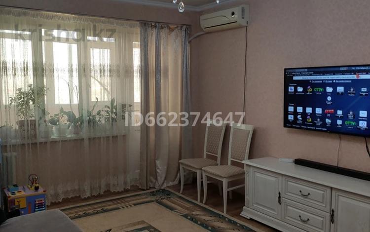 4-комнатная квартира, 95 м², 8/9 этаж, проспект Тауке хан 33/1 — Дулати за 29.5 млн 〒 в Шымкенте