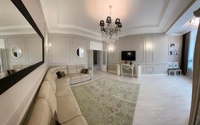 3-комнатная квартира, 120 м², 8/9 этаж помесячно, Мангили ел 28 за 350 000 〒 в Нур-Султане (Астана)