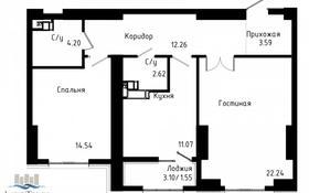 2-комнатная квартира, 73 м², 8/21 этаж, Варламова 33 за 28.2 млн 〒 в Алматы, Бостандыкский р-н