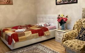 1-комнатная квартира, 62 м², 8/14 этаж посуточно, Абая 63 — Омарова Валиханова за 10 000 〒 в Нур-Султане (Астана)