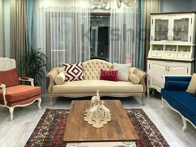 4-комнатная квартира, 209 м², 3/6 этаж помесячно, Амман 4 за 600 000 〒 в Нур-Султане (Астана)