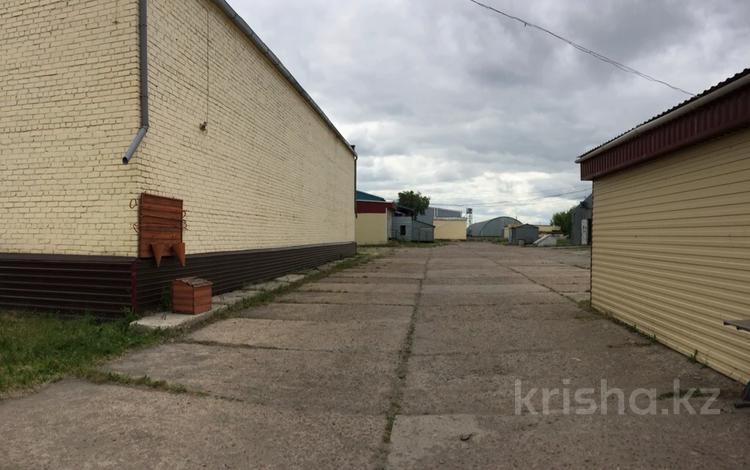 Склад продовольственный 80 соток, Петропавловск за 330 млн 〒