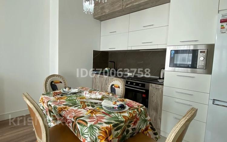 2-комнатная квартира, 49 м², 4/14 этаж посуточно, Брауна 20 за 16 000 〒 в Алматы, Бостандыкский р-н