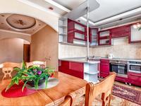 2-комнатная квартира, 110 м², 20/41 этаж посуточно, Достык 5 — Сауран за 15 000 〒 в Нур-Султане (Астане), Есильский р-н