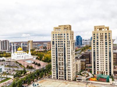 2-комнатная квартира, 110 м², 20/41 этаж посуточно, Достык 5 — Сауран за 13 000 〒 в Нур-Султане (Астана), Есиль р-н — фото 14