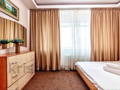 2-комнатная квартира, 110 м², 20/41 этаж посуточно, Достык 5 — Сауран за 13 000 〒 в Нур-Султане (Астана), Есиль р-н — фото 4