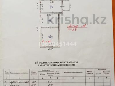 Дача с участком в 7 сот., Яблочная 15 — Айтеке би за 5 млн 〒 в Талгаре — фото 8