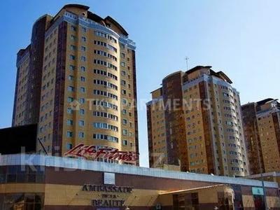 2-комнатная квартира, 98 м², 12/18 этаж посуточно, Туркестан 2 — Сыганак за 12 000 〒 в Нур-Султане (Астане), Есильский р-н