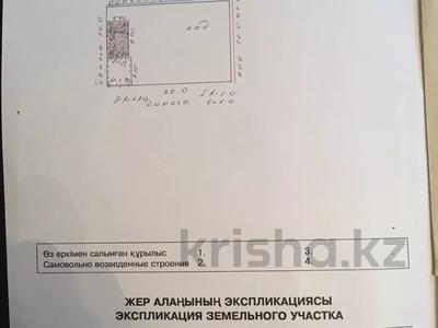Дача с участком в 6 сот., Приканальная за 6.5 млн 〒 в Боралдае (Бурундай)