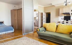 1-комнатная квартира, 56 м² посуточно, Жарокова 137/1блокГ1 за 13 000 〒 в Алматы, Бостандыкский р-н