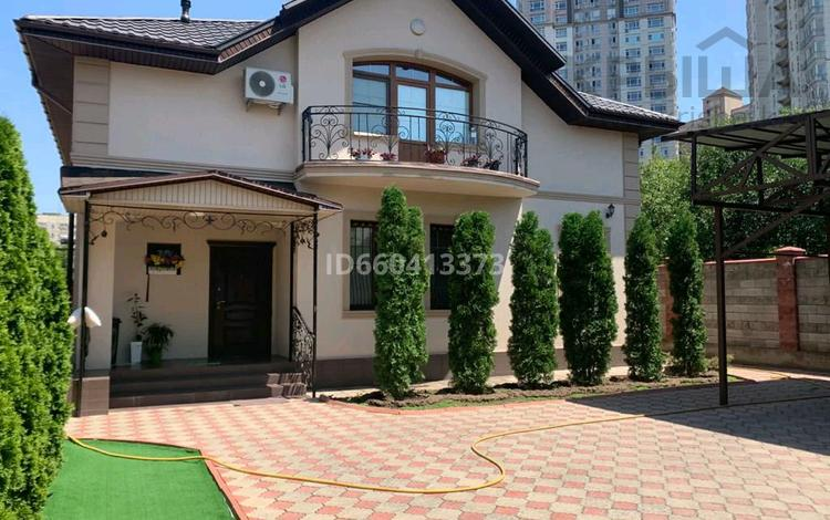 5-комнатный дом, 230 м², 7 сот., Западная 11 — Аскарова за 119 млн 〒 в Алматы, Ауэзовский р-н