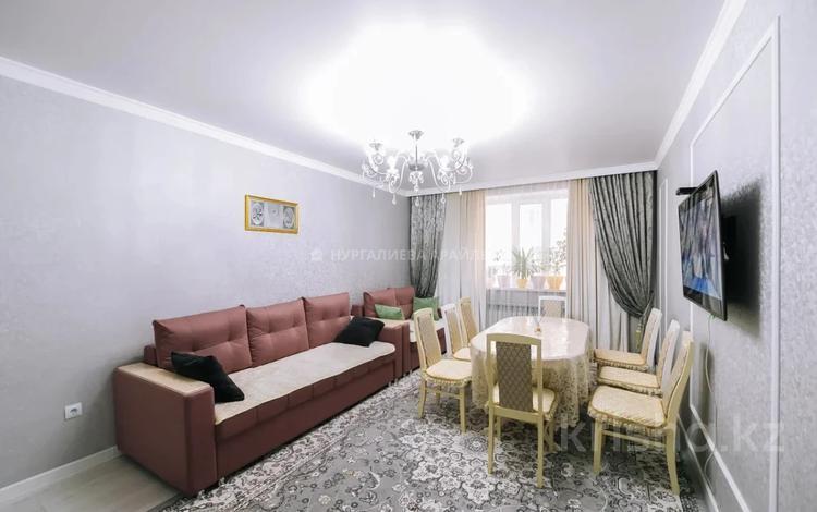 2-комнатная квартира, 65 м², 1/7 этаж, А 98 ул. 8 за 22.5 млн 〒 в Нур-Султане (Астана), Есиль р-н