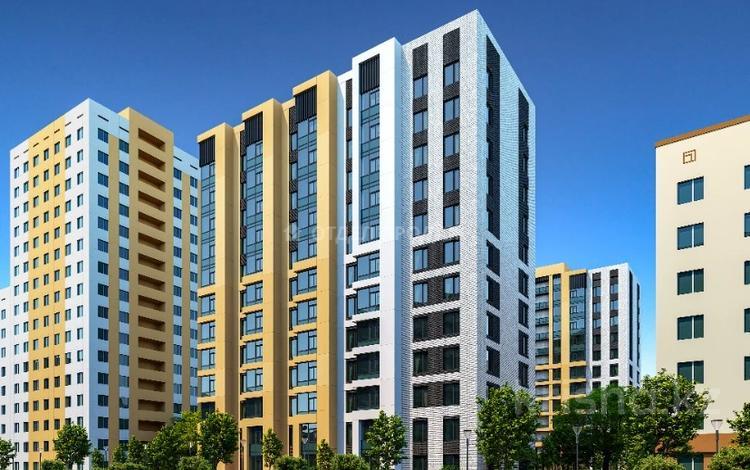 3-комнатная квартира, 90.73 м², Каиыма Мухамедханова за ~ 25 млн 〒 в Нур-Султане (Астана), Есиль р-н