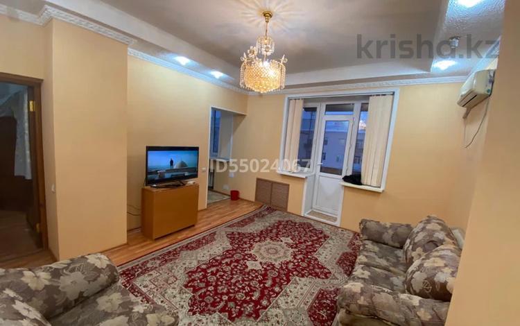 3-комнатная квартира, 65.7 м², 4/4 этаж, Уалиханова 9 за 17.8 млн 〒 в Балхаше