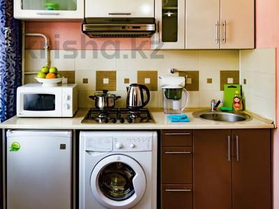 1-комнатная квартира, 30 м², 2/4 этаж посуточно, Интернациональная за 10 000 〒 в Петропавловске — фото 10