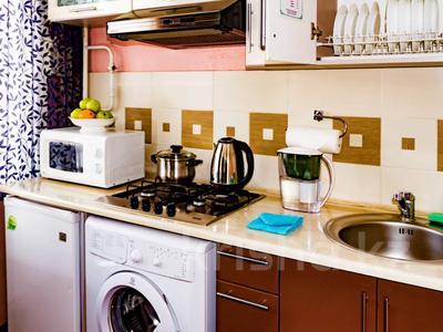 1-комнатная квартира, 30 м², 2/4 этаж посуточно, Интернациональная за 10 000 〒 в Петропавловске — фото 12