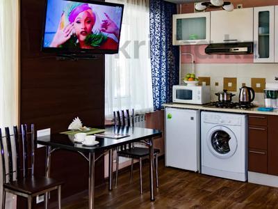 1-комнатная квартира, 30 м², 2/4 этаж посуточно, Интернациональная за 10 000 〒 в Петропавловске — фото 9