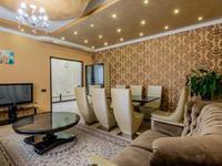 4-комнатная квартира, 200 м², 26/30 этаж посуточно, Аль-Фараби 7к5а — Козыбаева за 55 000 〒 в Алматы