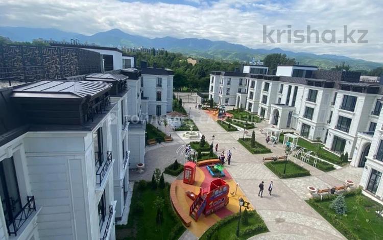 2-комнатная квартира, 88.8 м², 3/3 этаж, Мкр. Дарын — Аскарова Асанбая за 69 млн 〒 в Алматы, Бостандыкский р-н