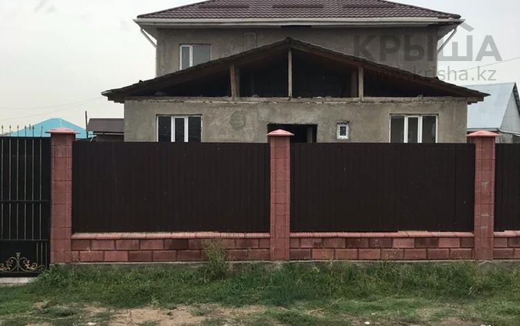 5-комнатный дом, 170 м², 8 сот., Есет батыра 10 — Айғаным за 18 млн 〒 в Кызыл ту-4