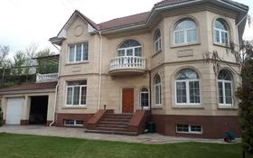 6-комнатный дом помесячно, 350 м², 8 сот., Ладушкина за 900 000 〒 в Алматы, Медеуский р-н