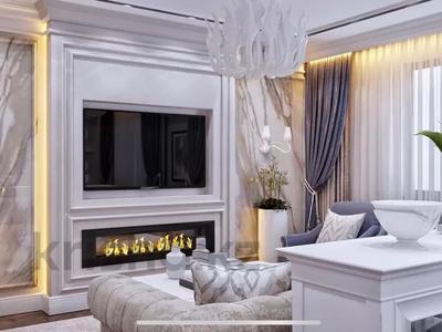 4-комнатная квартира, 140 м², 11/13 этаж, Розыбакиева 247 — Левитана за ~ 92 млн 〒 в Алматы, Бостандыкский р-н