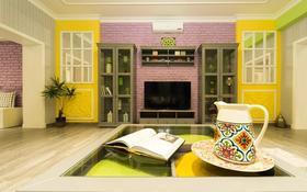 4-комнатная квартира, 154 м², 3/6 этаж помесячно, Баян Сулу 19 за 1.5 млн 〒 в Нур-Султане (Астана), Есиль р-н