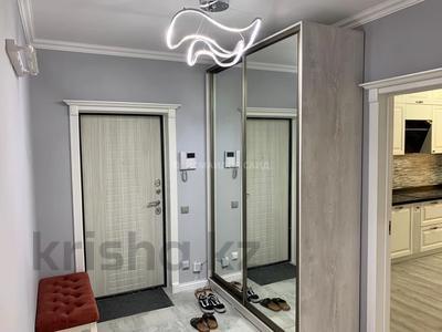 4-комнатная квартира, 126 м², 12/16 этаж, бульвар Мусрепова 22 за 79 млн 〒 в Алматы, Бостандыкский р-н — фото 17
