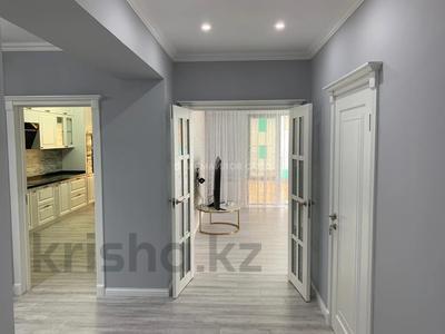 4-комнатная квартира, 126 м², 12/16 этаж, бульвар Мусрепова 22 за 79 млн 〒 в Алматы, Бостандыкский р-н — фото 21