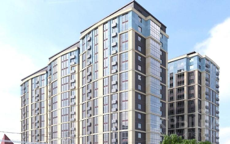 2-комнатная квартира, 63 м², 8/17 этаж, Толе би — Ауэзова за 65.5 млн 〒 в Алматы, Алмалинский р-н