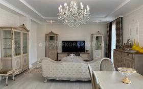 8-комнатный дом помесячно, 500 м², 17 сот., мкр Ремизовка — 6 переулок за 1.8 млн 〒 в Алматы, Бостандыкский р-н