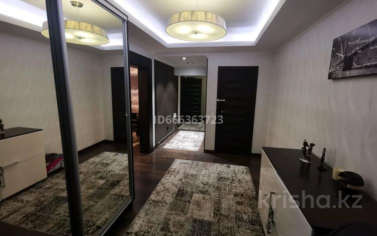 3-комнатная квартира, 119 м², 3/10 этаж, Байтурсынова 17 за 45 млн 〒 в Нур-Султане (Астане), Алматы р-н