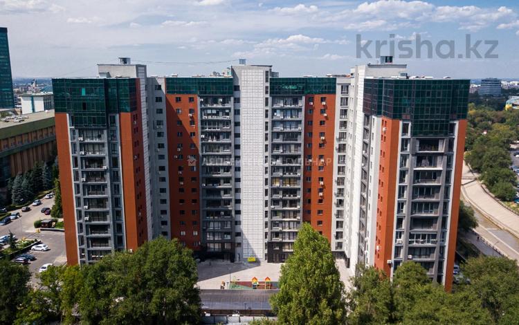 2-комнатная квартира, 94.9 м², 16/16 этаж, Мусрепова 22 — Сатпаева за ~ 39.9 млн 〒 в Алматы, Бостандыкский р-н