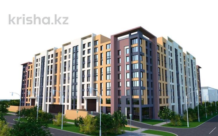 1-комнатная квартира, 38.21 м², Жумекен Нажимеденова 39 за ~ 8.4 млн 〒 в Нур-Султане (Астане)