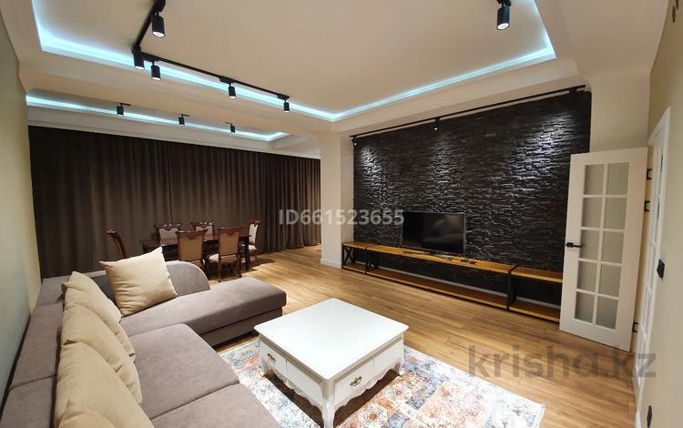 3-комнатная квартира, 150 м², 5/19 этаж помесячно, Кабанбай батыра 6/3 за 850 000 〒 в Нур-Султане (Астана), Есиль р-н