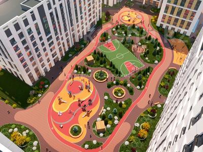 2-комнатная квартира, 85.31 м², 2/17 этаж, Розыбакиева 320 за ~ 45.1 млн 〒 в Алматы, Бостандыкский р-н — фото 2