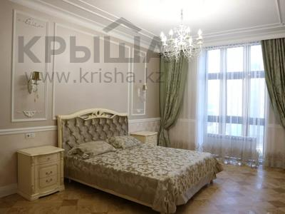 4-комнатная квартира, 150 м², 4/7 этаж помесячно, проспект Мангилик Ел 23 — Ханов Керея и Жанибека за 850 000 〒 в Нур-Султане (Астана), Есиль р-н — фото 10