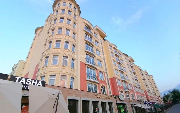 4-комнатная квартира, 210 м², 2/6 этаж, мкр Мирас, Аскарова Асанбая за ~ 81.3 млн 〒 в Алматы, Бостандыкский р-н