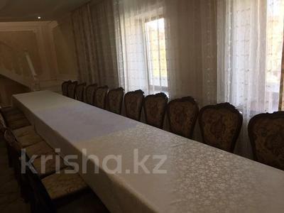 9-комнатный дом посуточно, 550 м², 6 сот., Досмухамедулы 63 — Тайбекова за 80 000 〒 в Нур-Султане (Астана), Есильский р-н