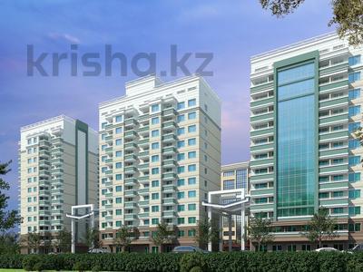 4-комнатная квартира, 128.33 м², Досмухамедова 97 за ~ 62.9 млн 〒 в Алматы, Алмалинский р-н