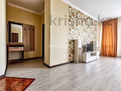 2-комнатная квартира, 90 м², 5 этаж посуточно, Достык 13 — Туркестан за 10 000 〒 в Нур-Султане (Астана), Есиль р-н — фото 4