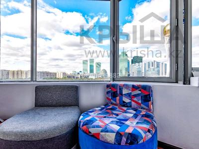 2-комнатная квартира, 90 м², 5 этаж посуточно, Достык 13 — Туркестан за 10 000 〒 в Нур-Султане (Астана), Есиль р-н — фото 9
