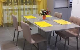 5-комнатная квартира, 130 м² помесячно, Байтурсынова 1 за 370 000 〒 в Нур-Султане (Астана), Есиль р-н