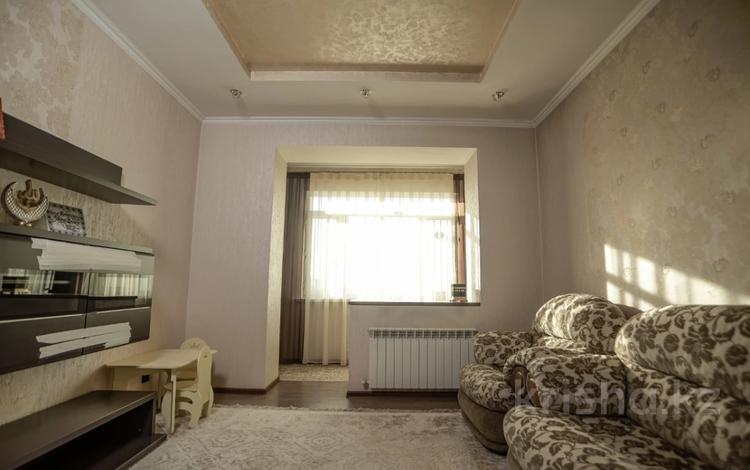 3-комнатная квартира, 100 м², 8/16 этаж, Абая за 49 млн 〒 в Алматы, Бостандыкский р-н