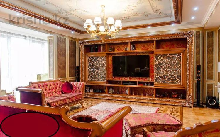 4-комнатная квартира, 198 м², 7/10 этаж, Ауэзова 163А за ~ 270.9 млн 〒 в Алматы, Бостандыкский р-н