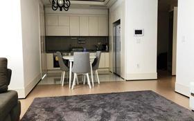 2-комнатная квартира, 80 м², 14 этаж помесячно, Нажимеденова 4 за 230 000 〒 в Нур-Султане (Астана), Алматы р-н