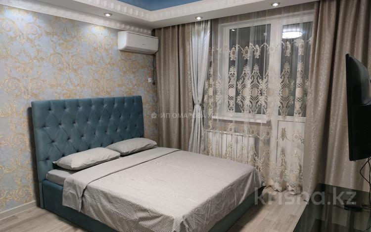 1-комнатная квартира, 38 м², 4/12 этаж посуточно, 1-я улица 95 за 14 000 〒 в Алматы, Алатауский р-н