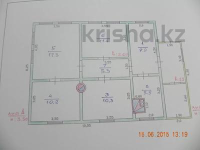 4-комнатный дом, 69 м², 25 сот., Кунаева 77 за 15 млн 〒 в Талдыкоргане — фото 15