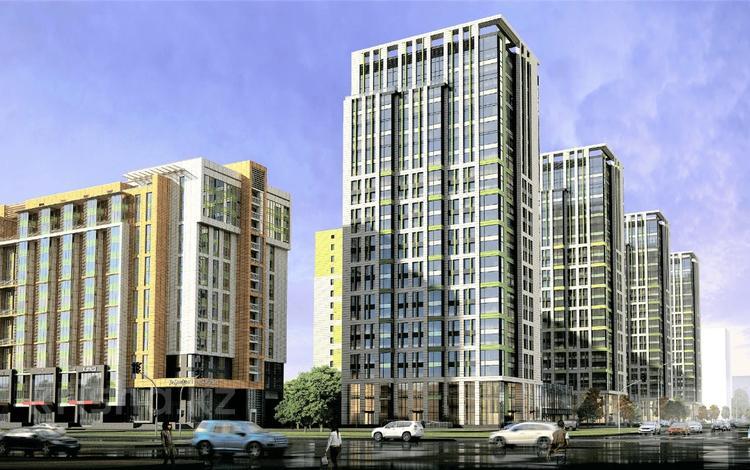 2-комнатная квартира, 70 м², 7/24 этаж, Сауран за ~ 28.3 млн 〒 в Нур-Султане (Астана), Есиль р-н