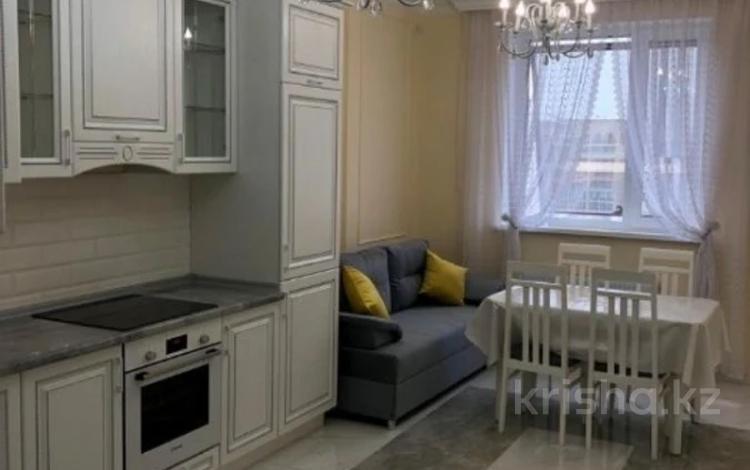 2-комнатная квартира, 65 м², 5/9 этаж помесячно, Туран 37/17 за 170 000 〒 в Нур-Султане (Астана), Есиль р-н